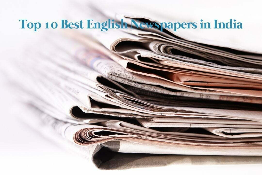 best english newspaper in india